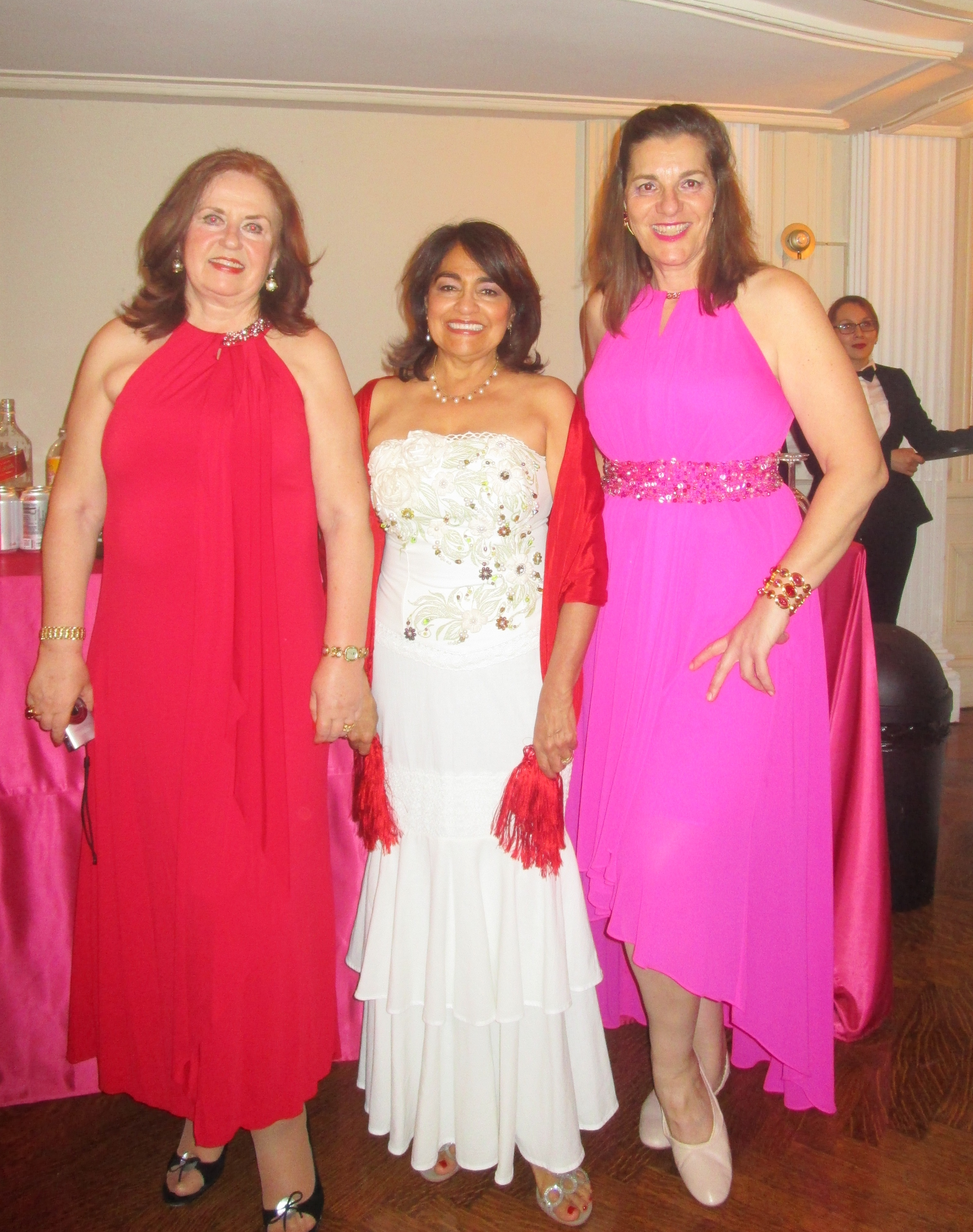 Valentine's Dance, Colombian Residence